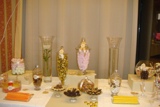 mesa de chuches- mesa dulce